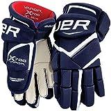 Bauer Vapor X700 Handschuhe Senior, Größe:13 Zoll;Farbe:schwarz/weiß