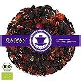 Nr. 1124: BIO Früchtetee 'Beeren-Mischung' - 100 g - GAIWAN® TEEMANUFAKTUR - Hibiskus, Hagebutte,...