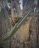 russisches AK-47 (AK47) CCCP Bajonett - klassisches Militär Bajonett - Seitengewehr - Kampfmesser -...