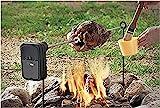 Der Grizzly Spieß Grillspieß : zur Verwendung für Lagerfeuer oder Feuerstellen