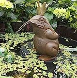 Wasserspeier Froschkönig