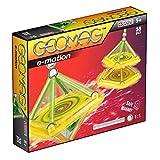 Geomag 033 - Emotion Magic Spin, 38-teilig