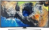 Samsung MU6279 123 cm (49 Zoll) Curved Fernseher (Ultra HD, HDR, Triple Tuner, Smart TV)