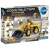 Galileo Experementierkasten Construction Challenge - Baufahrzeuge • Mechanik Baukasten Technic