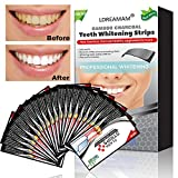 White Stripes,Bleaching Stripes,Zahnaufhellung,Zahnweiß Streifen,Activated Charcoal Teeth...