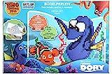 Craze 54568 - Rainbow Beadys Bügelperlen Mega Set Disney Pixar Findet Dorie inklusiv Zubehör, 7500...