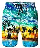 TUONROAD Herren Badeshorts Badehose in vielen Farben  Badeshort  Bermuda Shorts  Schwimmhose...