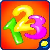 Lernzahlen für Kleinkinder - lustiges Lernspiel für Vorschulkinder zum Erlernen von Zahlen von 1...