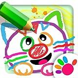 Malen für Kinder! Lernen zu zeichnen im Lernen Spiele für Baby und Kindergarten! Kleinkinder...