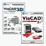 ViaCAD 3D Professional 10 inkl. PowerPack