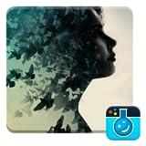 Photo Lab - ein Foto Bearbeitungs  Programm für lustige Collagen. Erstellt Fotorahmen,...