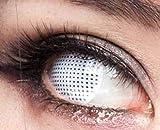 Farbige Kontaktlinsen 2 Paar (4 Stück) I DIA 14,20 I Keine Dicke I 0,00 Dioptrien -...