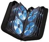 Hama CD Tasche fr 120 Discs / CD / DVD / Blu-ray (Mappe zur Aufbewahrung , platzsparend fr Bro,...