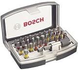 Bosch Professional 2607017319 Bit Set (Zubehör für Schraubanwendungen), Gr