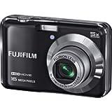 Fujifilm FinePix AX660 Digitalkamera, 16 MP, 5-facher Zoom, Schwarz