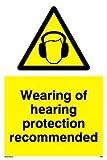 Tragen von Gehörschutz wird empfohlen.