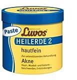 Luvos Heilerde 2 hautfein Paste Spar-Set 2x720g. Zur unterstützenden Behandlung bei Akne, Haut-,...