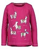 Blue Seven Mädchen Vd-750583 X T-Shirt, Pink (Magenta 431), 92