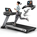 """Sportstech F75 High-End Laufband   große Lauffläche 580x1600mm & Android 15,6"""" Display  ..."""
