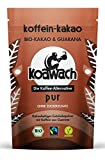 koawach Pur Kakaopulver mit Koffein aus Guarana ohne Zucker Wachmacher Kakao - Bio, vegan und Fair...