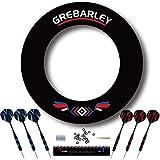 Grebarley Dart Catchring Surround Auffangring Dart Backboard Auffangring Rund Dart Surround...