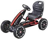 Actionbikes Motors Miweba Gokart Abarth Lizenziert Kinder Pedal Auto Tretauto Kinderfahrzeug Cart...