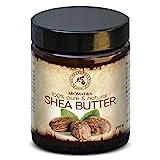 Shea Butter - Sheabutter 100% Rein und Natürlich - Ghana - Raffiniert Karité Body Butter 100g -...