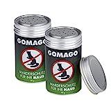 GOMAGO Marderschutz Set für Ihr Haus | Zuverlässige und artgerechte Mardervergrämung durch...