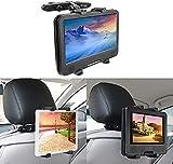 Auto Kopfstützenhalterung bedee Tablet Halterung Verstellbare Kopfstütze Halter Universal für...