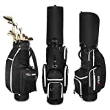 DIMPLEYA Ultralight Men Golf Standard Kugelpaket Pure Color Frauen Multi-Funktions-Ball Tasche Mit...