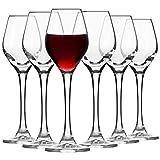 Krosno Likr Glas   6-teiliges Set   60 ml   Splendour Kollektion   Perfekt fr Zuhause, Restaurants...