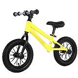 Kinderlaufrad Kinder Fahrrad, 12 Zoll, Laufrad für Kinder ab 2-6 Jahre, Mädchen und Jungen,...