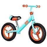 HYDL Kinder Laufrad 12 Zoll, Jungen und Mädchen leichtes Lauflernrad, Kinderlaufrad ab 2-5 Jahre,...