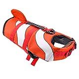 Ydingzui Schwimmweste für Hunde, zum Schwimmen oder Surfen, für den Sommer, für Sicherheit im...