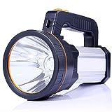 ALFLASH LED Handscheinwerfer 6000 Lumens Outdoor Led Taschenlampe 5 Model Tragbar Laterne Extrem...