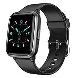 YAMAY Smartwatch,Fitness Armbanduhr mit Blutdruck Messgeräte,Pulsoximeter,Pulsuhren Fitness Uhr...