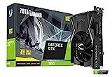 ZOTAC GAMING GeForce GTX 1650 OC Grafikkarte (NVIDIA GTX 1650, 4GB GDDR5, 128 Bit, Boost-Takt...
