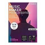 MAGIX Music Maker - 2019 Premium Edition - Unser beliebtestes Musikprogramm! Mehr Power. Mehr Loops....