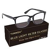 Blaulichtfilter Brille, Game Brille, Computerbrille, PC Gaming Brille zum Blockieren von...