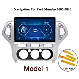 KEYI Android 8.1 Auto Multimedia Player Für Ford Mondeo 2007-2010 10.1' Auto GPS Navigation...