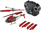 Revell Control 23814 RC Helicopter Flash für Einsteiger, einfach zu fliegen, Gyro, 2-Kanal...