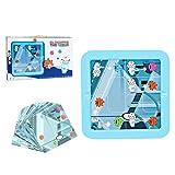 Logikspiel-Spielzeug-Set, Lernspielzeug, logisches Denkspiel, Puzzle-Spielzeug