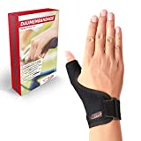 Vigo Sports | medizinische (universal) Daumenbandage für links & rechts | Elastische Daumenschine...