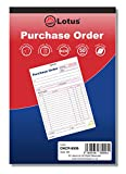 DNCR-8006 Doppelkauf-Buch NCR, A5 (143 x 210 mm), Bestellbuch, Duplikat, 2-teilig A5 (143 x 210)...