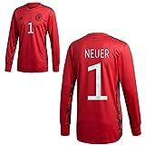 adidas DFB Deutschland Home Torwart Trikot Heimtrikot EM 2020 Herren Neuer 1 Gr L