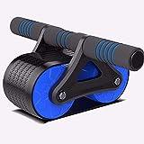 SDWP Bauchtrainer Fitnessrad Bauchmuskelrad Rebound weiblich Herren Fitnessrad Sport Roller Übung...