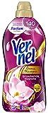 Vernel Aromatherapie Bezaubernde Magnolie, Weichspüler, 68 (1 x 68) Waschladungen, für einen...