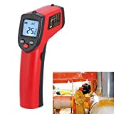 NO LOGO CXZA Digital-Thermometer Pyrometer Aquarium Thermometer Außenthermometer -50 bis 330 Grad...