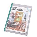 Betrothales 10Pcs Schnellhefter A4 Konferenzmappe Ohne Chic Loch Buro Und Schule Transparente Papier...