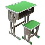 Zacheril Kindertisch Stuhl Set Kinder Schreibtisch Adjustable Kinder Schreibtisch und Stuhl Set...